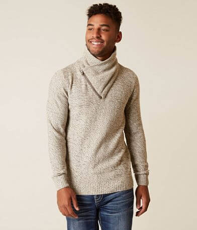 Trash Nouveau Shawl Sweater