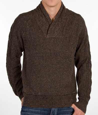 Buckle Black Not Talking Sweater