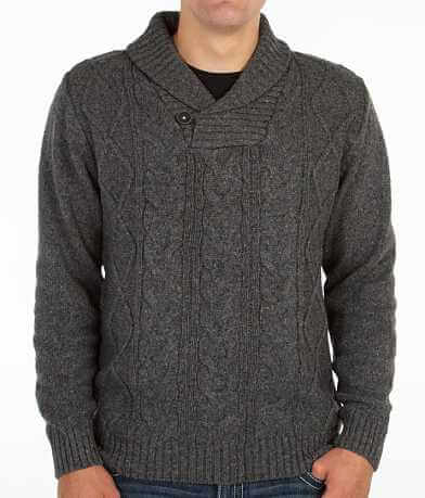 Buckle Black Strength Sweater
