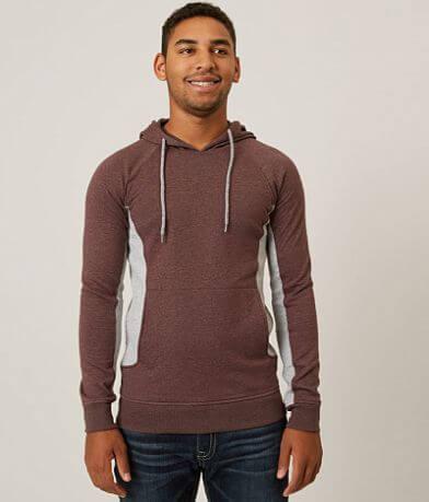 Buckle Black Geo Quilt Sweatshirt