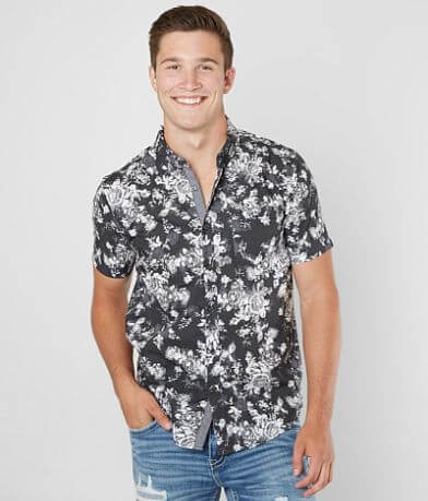Retrofit Floral Shirt