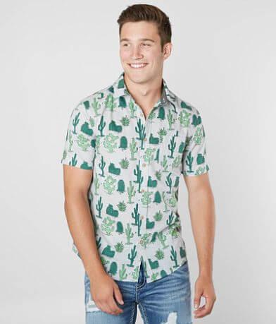 Retrofit Cactus Shirt