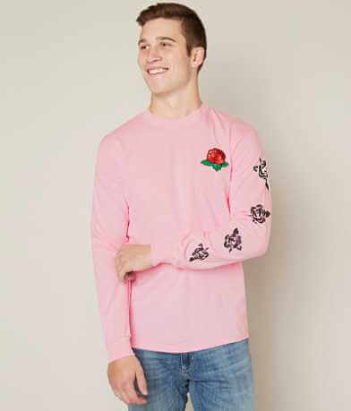 Retrofit Roses T-Shirt
