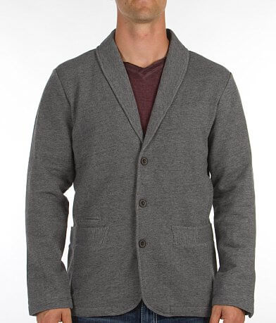 Trash Nouveau Twill Fleece Blazer
