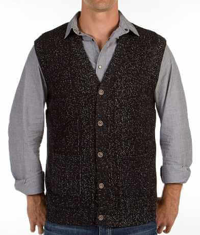 Trash Nouveau Speckle Sweater Vest