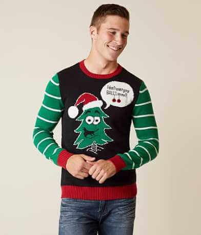 Ugly Christmas Sweater Christmas Tree Sweater