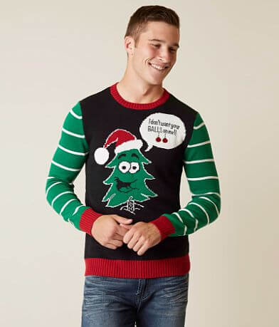 ugly christmas sweater christmas tree sweater - Best Place To Buy Ugly Christmas Sweaters