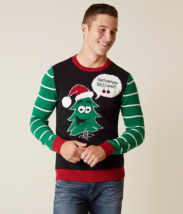 Sweater Tree Christmas Christmas Ugly Sweater I1PAIU