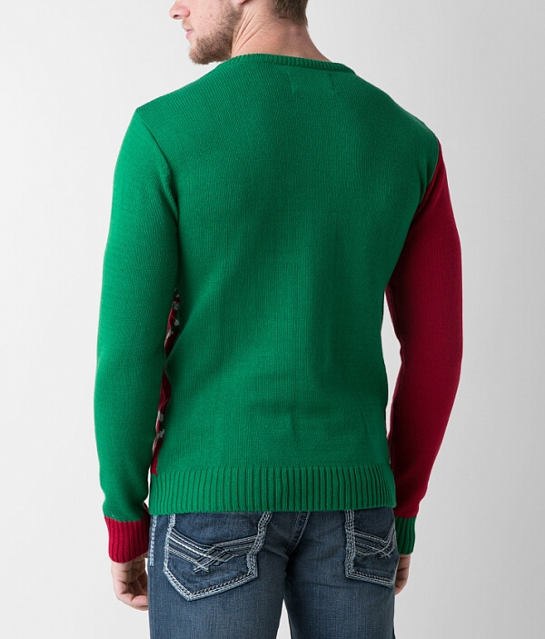 Sweater Neck Christmas Ugly Sweater V fpg6xnw5Tq