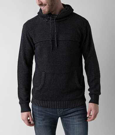 Retrofit Pullover Hooded Sweater