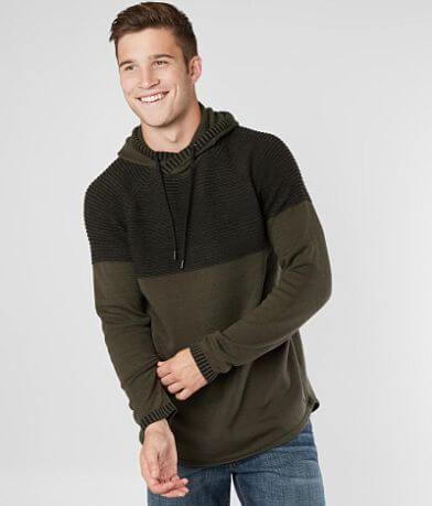 Trash Nouveau Knit Hooded Sweater
