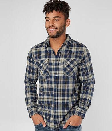 Retrofit Flannel Shirt
