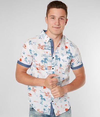 Retrofit Aloha Woven Shirt