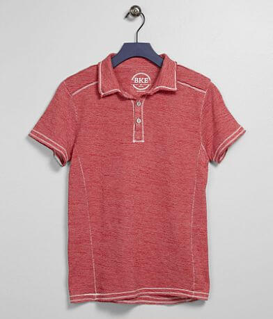 Boys - BKE Heathered Polo