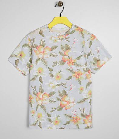 Boys - Departwest Floral T-Shirt