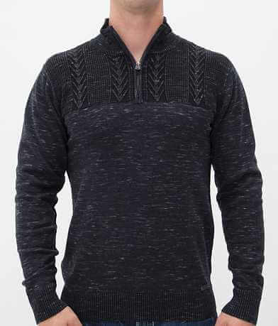 Buckle Black Polished Cloud Nine Sweater