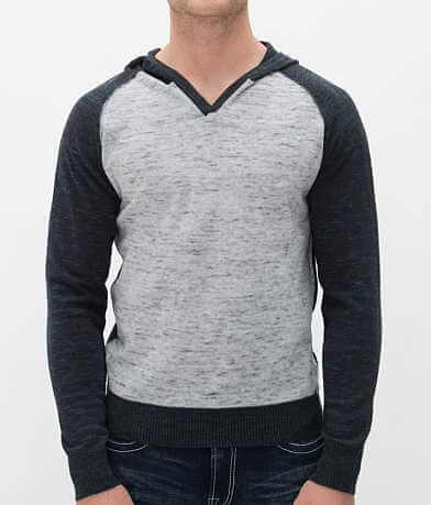 Buckle Black Polished Ecstatic Sweater