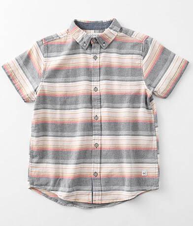 Boys - Departwest Striped Shirt