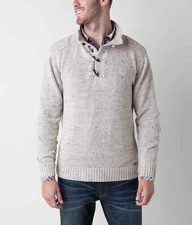 J.B. Holt Cambridge Lincoln Henley Sweater
