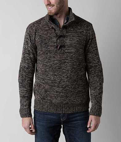 J.B. Holt Branton Lincoln Henley Sweater