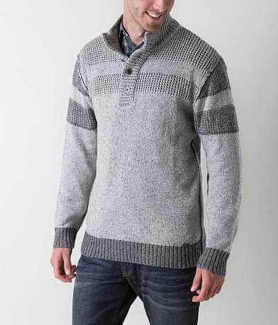 J.B. Holt Canal Lincoln Henley Sweater