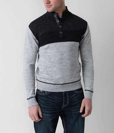 J.B. Holt Cypress Jefferson Henley Sweater