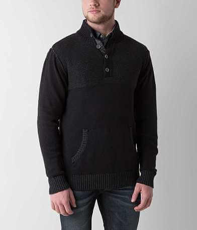 J.B. Holt Barlow Lincoln Henley Sweater