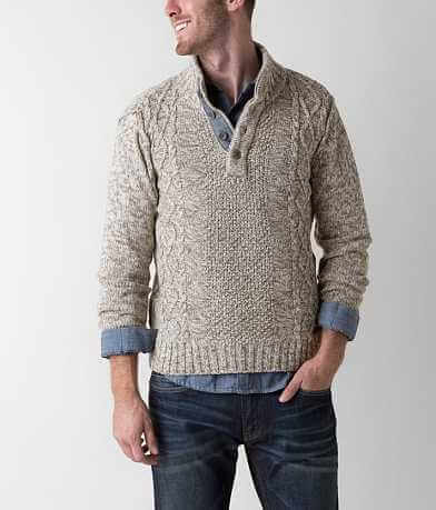 J.B. Holt Bowery Jefferson Henley Sweater