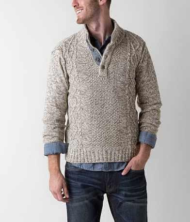 J.B. Holt Bowery Jefferson Henley Sweater