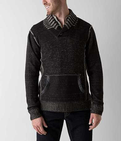J.B. Holt Gateway Jefferson Henley Sweater