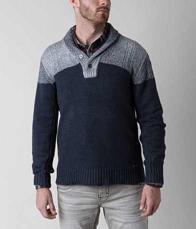 J.B. Holt Bryant Jefferson Henley Sweater