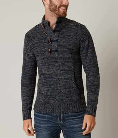 J.B. Holt Manhatten Henley Sweater