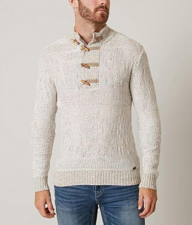 J.B. Holt Carver Henley Sweater