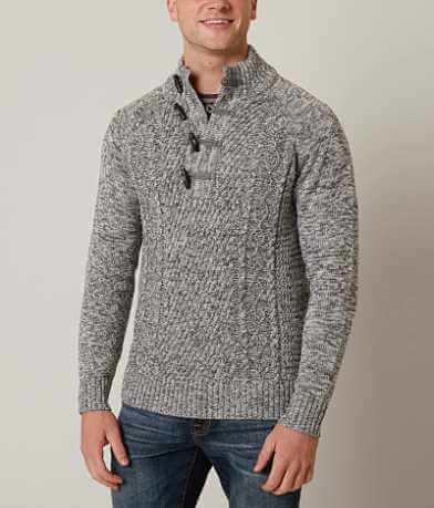 J.B. Holt Brookside Henley Sweater