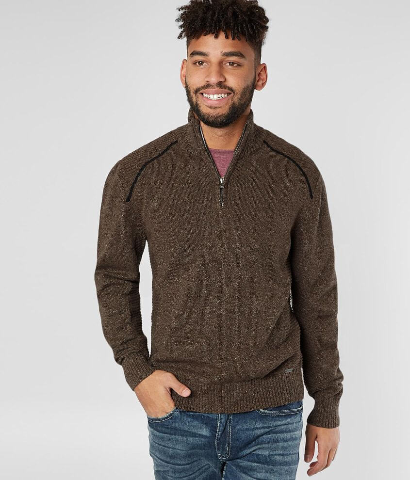 a3a03fbfecc917 J.B. Holt Madison Sweater - Men's Sweaters in Espresso | Buckle