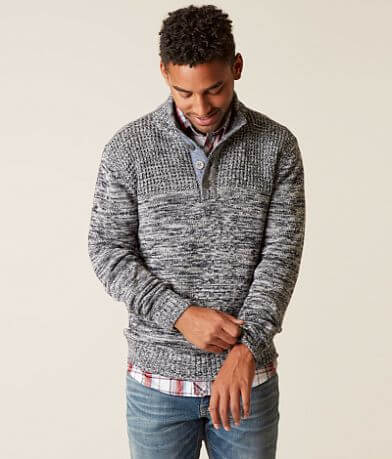 J.B. Holt Herman Henley Sweater