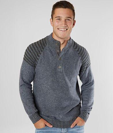 J.B. Holt Wilson Henley Sweater