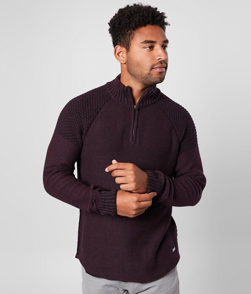 J.B. Holt Meyers Mock Neck Sweater front view