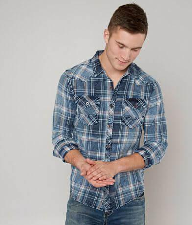 BKE Vintage Ruckus Flannel Shirt