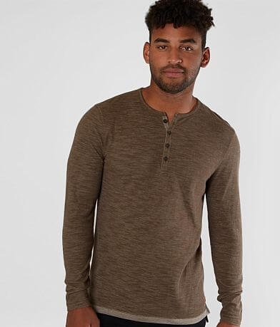 Outpost Makers Reverse Pieced Henley