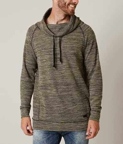Outpost Makers Cowl Neck Thermal Sweatshirt