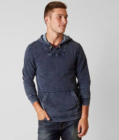 Outpost Makers Indigo Hoodie