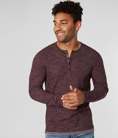 Outpost Makers Reverse Henley - Special Pricing