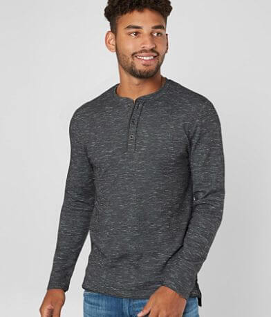 Outpost Makers Slub Knit Henley
