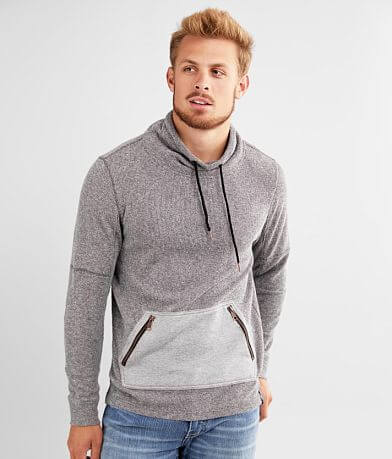 Outpost Makers Ribbed Funnel Neck Pullover