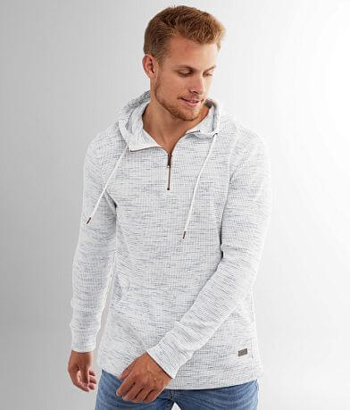 Outpost Makers Heathered Thermal Hoodie