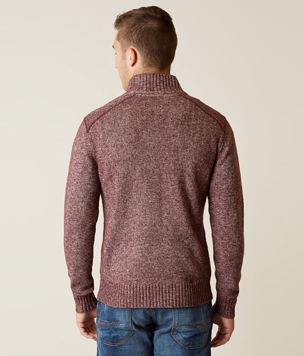 Outpost Stonewash Makers Makers Outpost Sweater Fqz6X