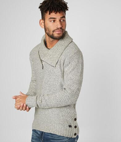 Outpost Makers Shawl Neck Sweater
