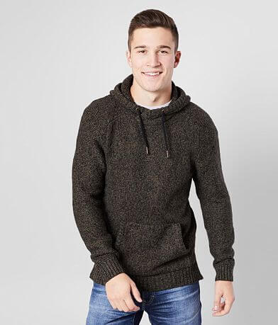 Outpost Makers Gravel Yarn Hooded Sweater