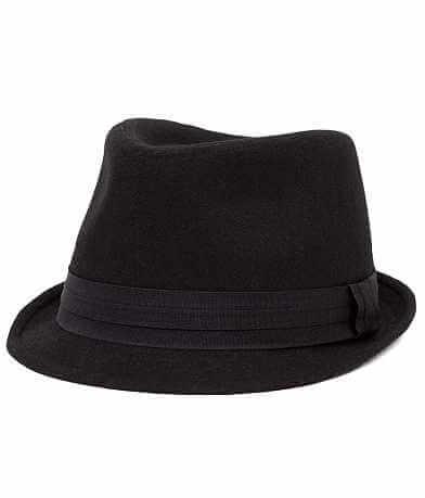BKE Wool Blend Fedora Hat